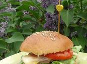 Hamburger poulet sauce béarnaise hamburger classique recette pain