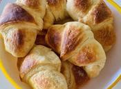 Croissants feuilletés beurre maison (avec option chocolat)