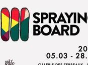 Spraying Board, l'union réussie street skateboard