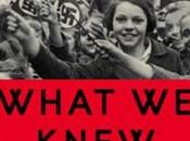 Read Online What Knew Terror Mass Murder Everyday Life Nazi Germany