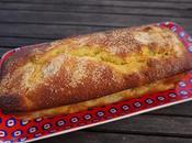 Cake rhubarbe coco