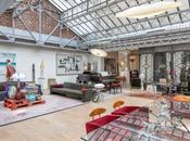Loft exceptionnel dans ancien garage parisien