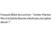 François Billot Lochner, prince catholibans, éminence grise fachosphère