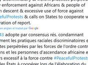 NON, résolution l'ONU défend droit antifas tout casser @valeurs… #fakenews
