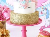 idee deco anniversaire theme licorne