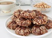 Biscuits fondants chocolat amandes