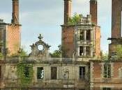 1925 mystérieux incendie château Randan