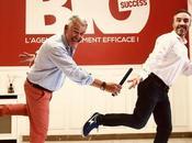 Passage relais entre Jean-Paul Tréguer Rodolphe Muller tête Groupe Success (TVLowCost LowCostMedia)