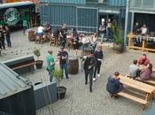 Craft beer barreau Glasgow accusé d'avoir utilisé «insulte raciale» pour renommer avant réouverture jardins bière Scottish Bière brune