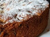 Gâteau moelleux cerises.