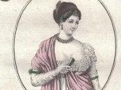 Perruques féminines cheveux courts début XIXe siècle