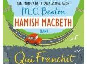 Hamish Macbeth dans Franchit Ligne Jaune M.C. Beaton