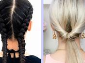 Styles prêts pour fêtes Cheveux