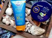 Choisir Nivea pour protéger soleil été? (nouveauté crème Protect touch)