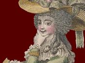 Costumes féminins 1786 1787. Première partie mode sortir redingote d'homme chemise bonnet nuit