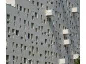 Rénover moment d'un bâtiment dure