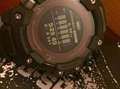 Test G-Shock G-Squad avec recharge solaire (GBD-H1000)