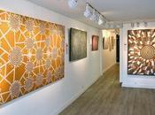 """idée sortie Paris pour dimanche septembre """"Un Dimanche galerie"""" visitez exposition d'art aborigène"""