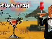 Comment préparer cocktail Cosmopolitan