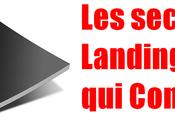 landing page convertit 74,17% Voici tous secrets Exemple Landing Page WordPress