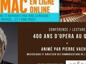 tour d'horizon d'opéra Québec Pierre Vachon, l'impact reconfinement calendrier évènements lyriques d'octobre 2020 Ballade mélodie mémorable avec baryton Rancourt