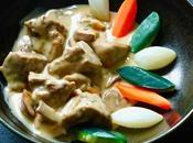 Blanquette veau traditionnelle (recette