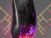 SteelSeries Aerox Wireless Souris gaming ultra-légères