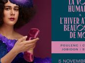 création mondiale L'Hiver attend beaucoup moi, Fête d'Halloween l'OSM saveur lyrique Requiem Fauré l'OM avec Philippe Suzanne Taffot