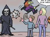 Covid-19 jour d'Halloween