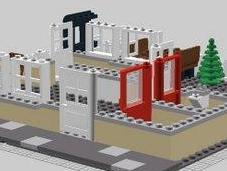 LEGO Digital Designer jouer gratuitement Lego