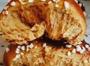 Brioche tressée farine complète