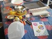 """cours cuisine """"virtuel"""" avec collectif """"Poissons, Coquillages Crustacés"""""""