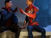 Test Spider-Man Miles Morales