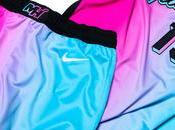 "Cette Nike Force ""Miami Night"" match avec maillot Heat"