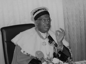 SCRUTIN HONTE L'INVESTITURE L'INDIGNITE: MAMADOU KONE, PRESIDENT «INFAMIE, Inc.»