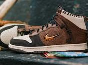 Bodega Nike Dunk High rend hommage kids Boston