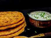 Aloo Paratha (galettes indiennes).