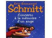 """""""Concerto mémoire d'un ange"""" d'Eric-Emmanuel Schmitt"""