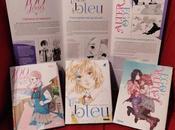 Shojo Nouvelle collection manga chez Glénat