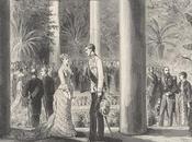 fiançailles princesse Stéphanie Belgique avec l'archiduc Rodolphe dans serres royales Laeken