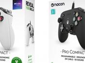 manette Compact Controller Nacon arrive mars
