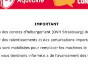 incendie Strasbourg bloque lycée Bordeaux
