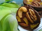 Mendiants chocolat chocolate mendiants /مونديان الشوكولاطة