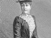 portrait l'archiduchesse Stéphanie dans Journal illustré