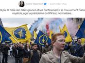 #Presidentielle 2022 Action française, mouvement royaliste antisémite violent, vote