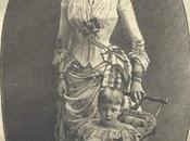 L'archiduchesse Stéphanie, princesse Belgique, fille Erzsi