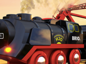 testé Locomotive piles vapeur BRIO