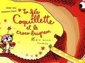Coquillette croco-baigneur