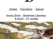 Galerie BORIS exposition Ivana Zivic -Somniat Libertas Avril Juillet 2021
