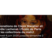 Musée MahJ L'Ecole Paris Juin Janvier 2022-